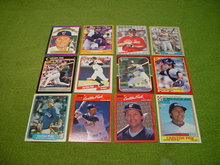 Carlton Fisk Boston Red Soxes Baseball Cards