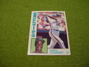 Daryl Strawberry Baseball Card Collection