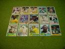 Lg. Rickey Henderson Baseball Card Collection