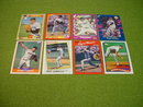 Roger Clemens Boston Red Soxes Baseball Cards