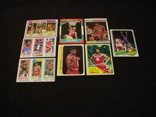 Julius Erving Basketball Cards