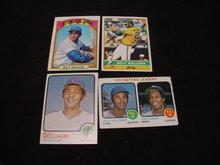 Billy Williams Baseball Cards
