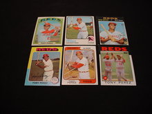 Tony Perez Baseball Cards