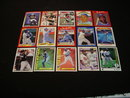 Bo Jackson Baseball & Football Cards