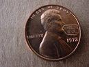 (50) 1972 Wheeling, WV Souvenir Pennies