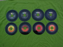 Northern Soul, R&B, Pop 45 Record Collection