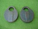 Matching Pr. J.H.W. Climax Brass Locks