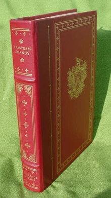 Nice, Laurence Sterne Tristram Shandy Franklin Library