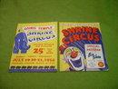 Pr. of 50's Shriner Circus Wheeling, WV Programs