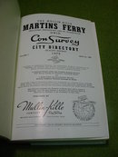 1970 Martins Ferry, Ohio Telephone Directory
