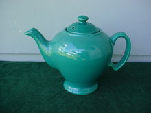 McCormick Dark Green Teapot