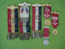 Lady of Maccabees Ohio Fraternal Badge Collection