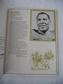 1969 NFL HOF Game Souvenir Yearbook Packers v. Falcons