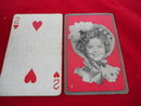1930's Shirley Temple Complete Playing Card Deck