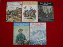 1960's 32 Issues Civil War Times Illustrated Magazines