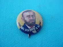 General Ulysses S. Grant Pinback