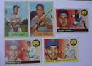 Old Detroit Tigers Baseball Cards