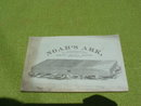Noah's Ark, Sabbath, Bible in Schools Schaefer Canton,O
