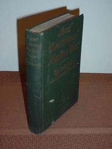 Germany Makes War Friedrich von Bernhardi 1914 Book