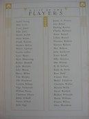 1910 American Stage Top Actors Actresses Bios & Photos