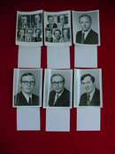 1972 ABC News President Election Convention Press Kit