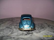 Vintage Tin Litho Friction Volswagan car made in Japan