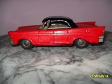 Vintage Tin Litho Friction Impala? car made in Japan