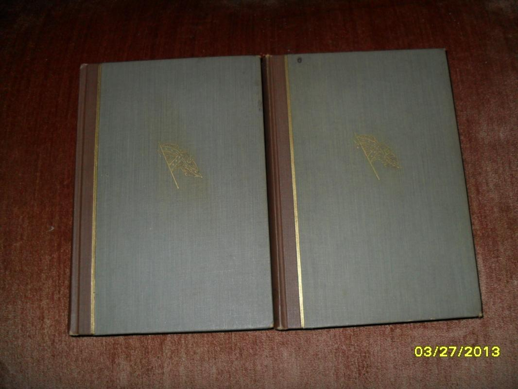 Gone With The Wind/Rare Two Volume First Edition