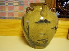 Chinese Ceramic Wine Jar