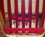 ****MUST SEE**** Vintage Fork and Knife Set With Handles Made of Shell