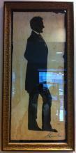 Lincoln Silhouette
