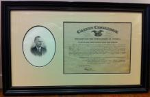 Calvin Coolidge Appointment