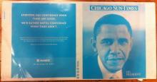 Obama Election Printing Plate