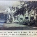Franklin D Roosevelt 1932 Christmas Card