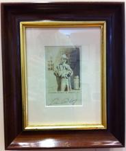 Calvin Coolidge Photo and Signature