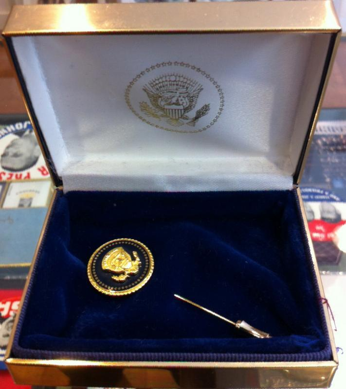 George W. Bush Presidential Stick Pin