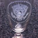 Official State Dinner Cordial Glass