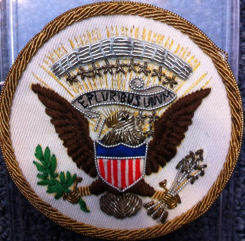 Vice President Bouillon Patch