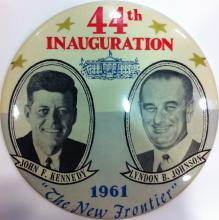 44th Inauguration - JFK and LBJ 1961