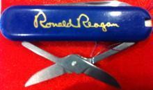 Ronald Reagan Gift Pocket Knife