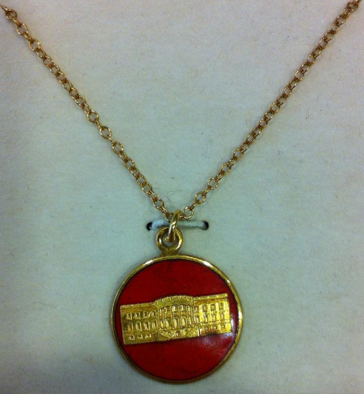 Ronald Reagan Gift Necklace