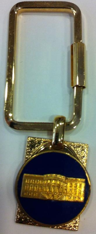 Ronald Reagan Gift Key Chain