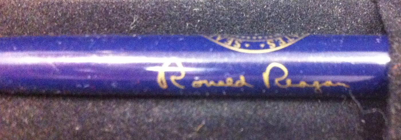 Ronald Reagan Gift Pen