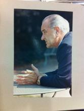 President Lyndon B. Johnson Official White House Photograph