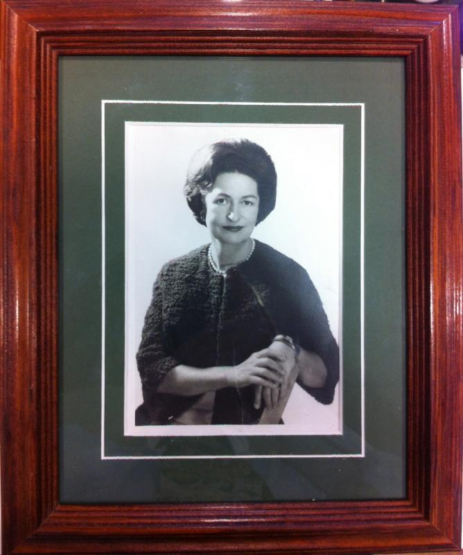 Lady Bird Johnson Photo