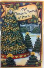 Christmas Pageant of Peace Program 1996