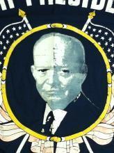 Dwight D Eisenhower Inaugural Banner