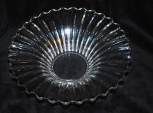 Heisey Crystolite Flared Bowl