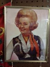 Dale Evans Autographed Photograph