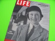 LIFE mag. BANNED in 1950 in Egypt
